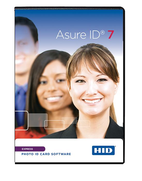 Asure ID 7 software